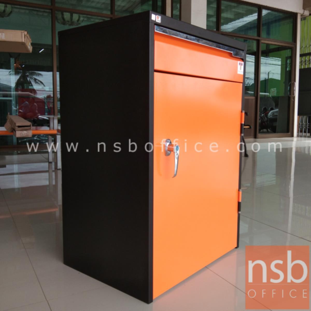 ตู้เก็บเครื่องมือช่าง 1 ลิ้นชัก 1 บานเปิด 61.6W*45.7D*90H cm. รุ่น MGC36