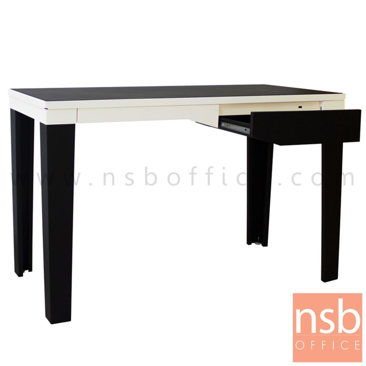 โต๊ะทำงานเหล็ก 1 ลิ้นชัก  รุ่น KN-101