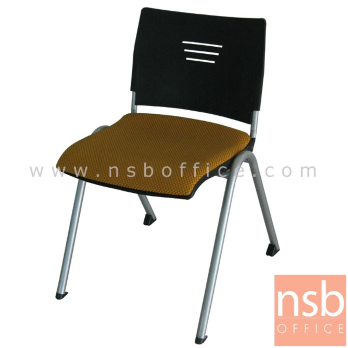 B05A173:เก้าอี้อเนกประสงค์เฟรมโพลี่ รุ่น Elgin (เอลจิน) โครงเก้าอี้พ่นสีในระบบ epoxy