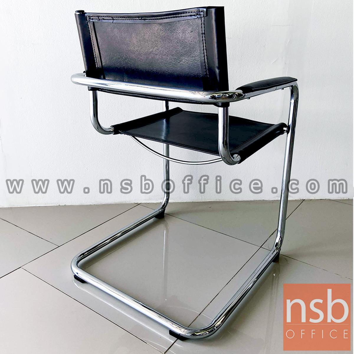 เก้าอี้อเนกประสงค์ รุ่น blackmagic (แบล็กเมจิก)  โครงเหล็กโครเมี่ยม
