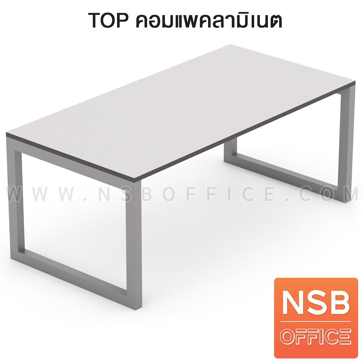 E09A028:โต๊ะงานทดลอง รุ่น Labseries  ขนาด 150W, 180W, 200W cm. หน้าท็อป HPL และคอมแพคลามิเนต ขาเหล็ก EPOXY