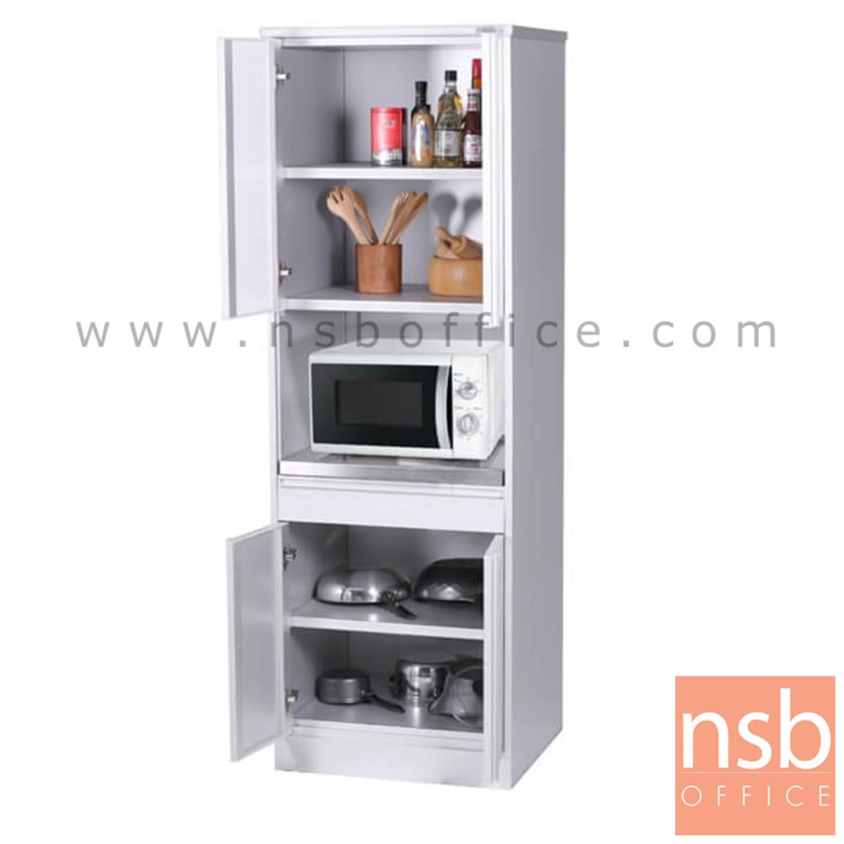 ตู้ครัวไมโครเวฟ รุ่น MCB-AC 4 บานเปิด