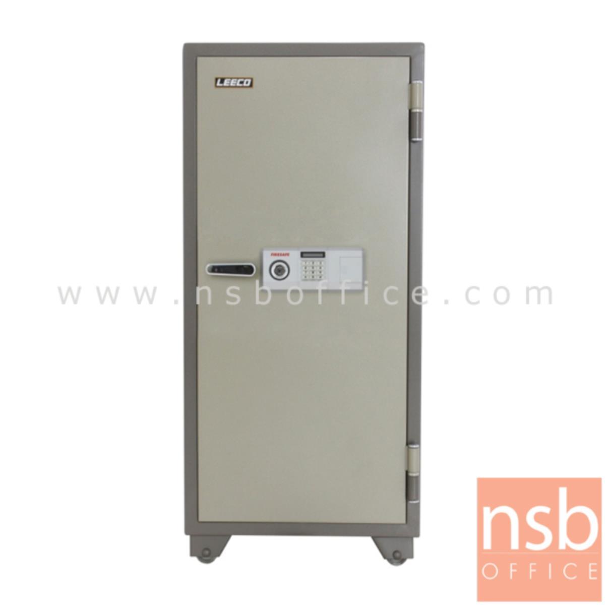 F02A058:ตู้เซฟนิรภัย 380 กก. ลิโก้ รุ่น Leeco-704-XPL (1 กุญแจ 1 รหัส)