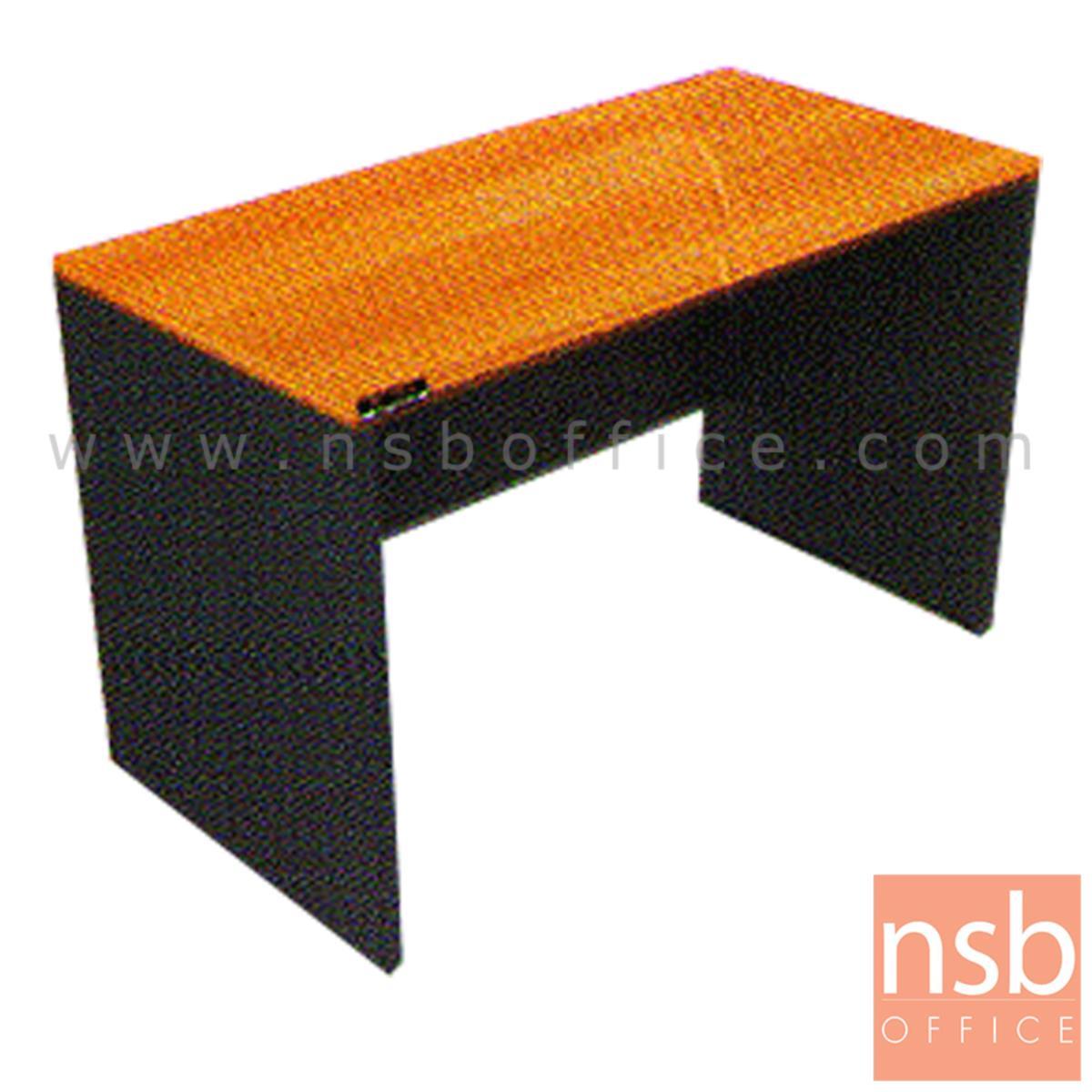 โต๊ะผู้บริหารทรงสี่เหลี่ยมใหญ่พิเศษ  ขนาด 200W cm. เมลามีน ขาโต๊ะมีปุ่มปรับระดับ