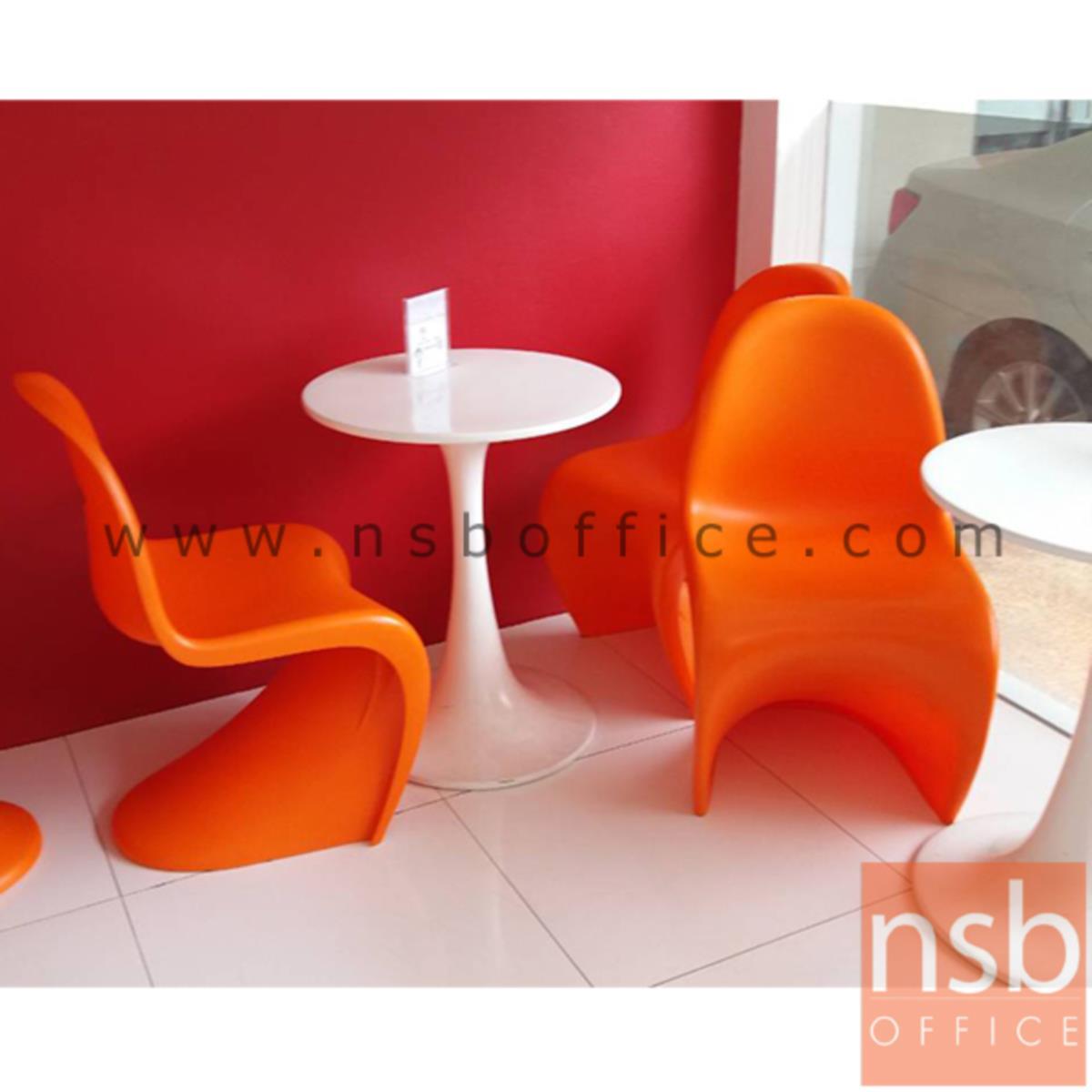 เก้าอี้โมเดิร์นพลาสติก(ABS) รุ่น PP9053 ขนาด 49W cm.