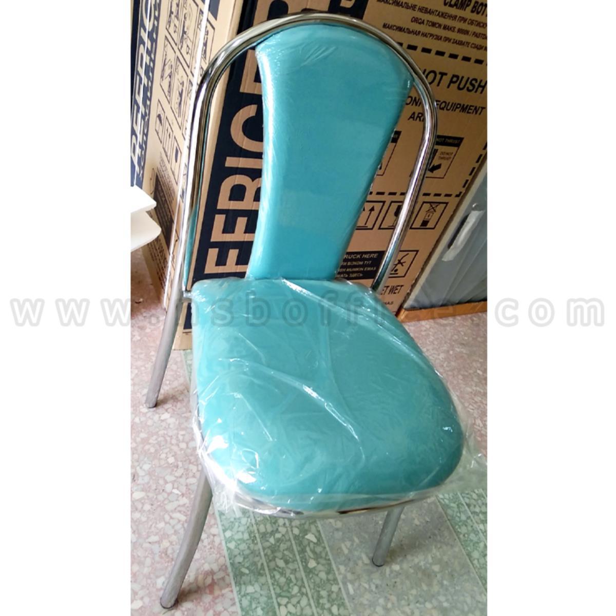 เก้าอี้อเนกประสงค์ รุ่น KSS-83  ขาเหล็กชุบโครเมี่ยม