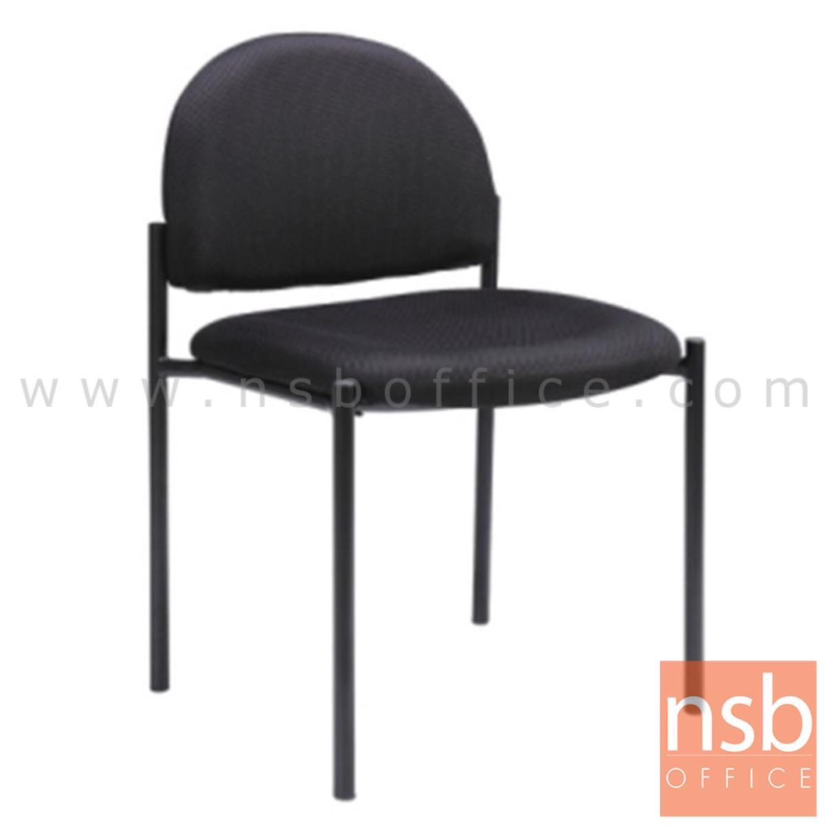 B05A134:เก้าอี้อเนกประสงค์ รุ่น Faydell (เฟย์เดล)  ขาเหล็กพ่นดำ