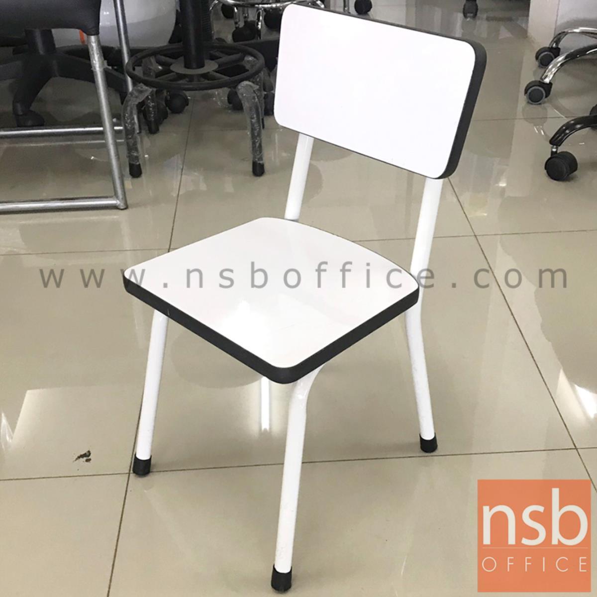 L02A283:เก้าอี้เด็กหน้าโฟเมก้า รุ่น NSB-KID2 ขนาด 27.5W*55H cm. (STOCK-1 ตัว)