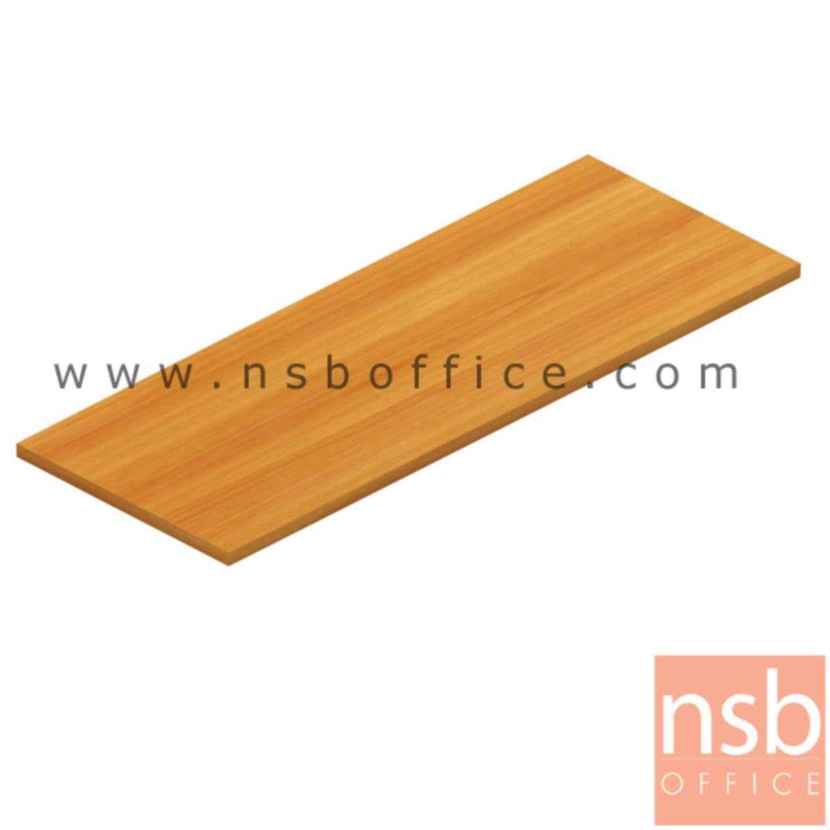 P01A048:แผ่น TOP ไม้ รุ่น TYN-500 (พร้อมชุดเกี่ยว) D60 cm.