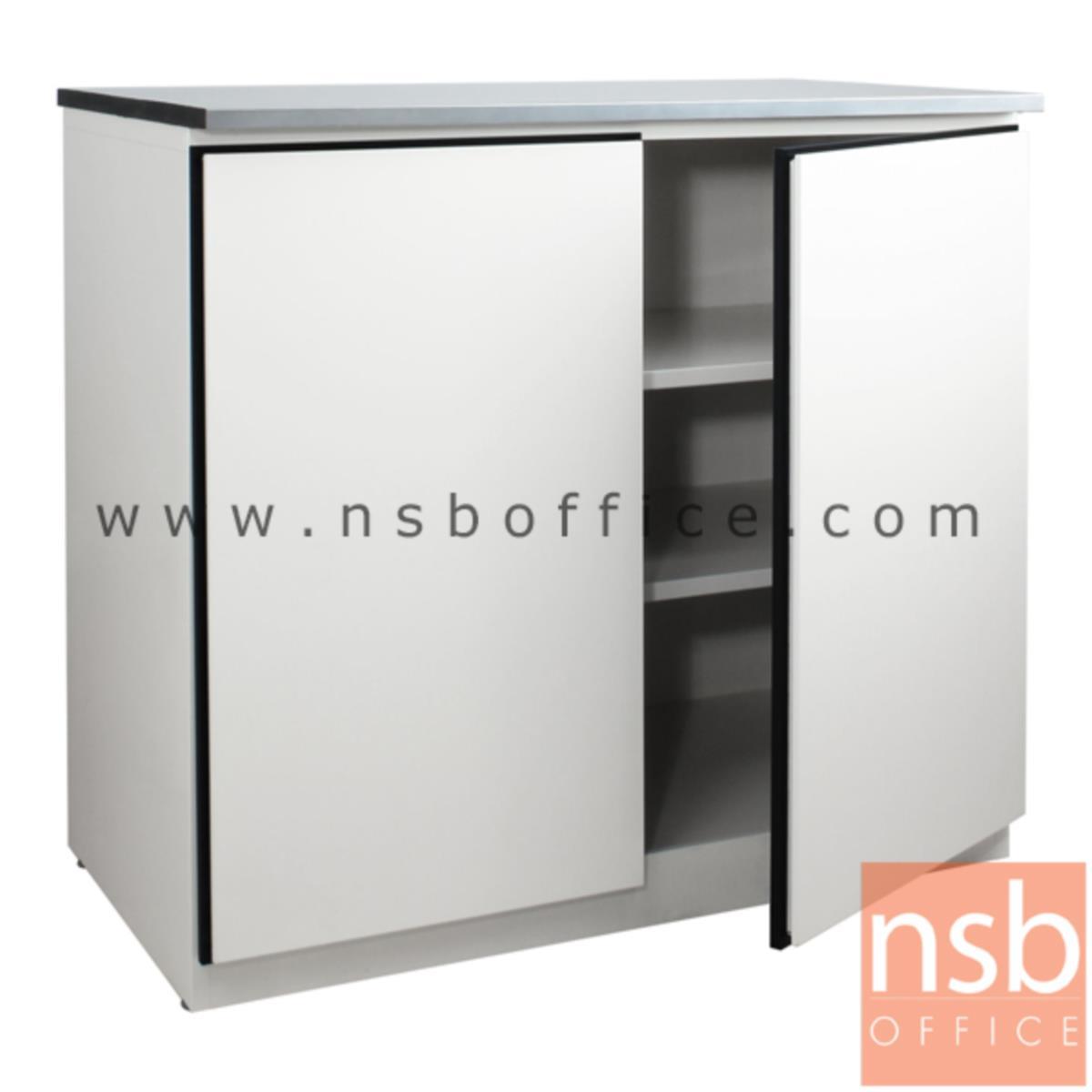 G07A150:ตู้ครัวเหล็ก TOP สเตนเลส รุ่น DOBBEL DB-201
