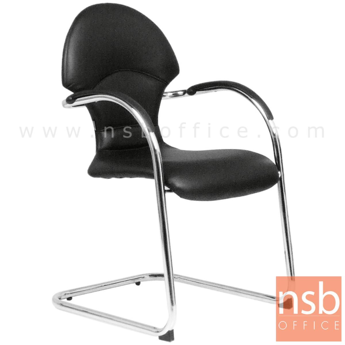B04A133:เก้าอี้รับแขกขาตัวซี  รุ่น LG 1/GM  ขาอลูมิเนียม