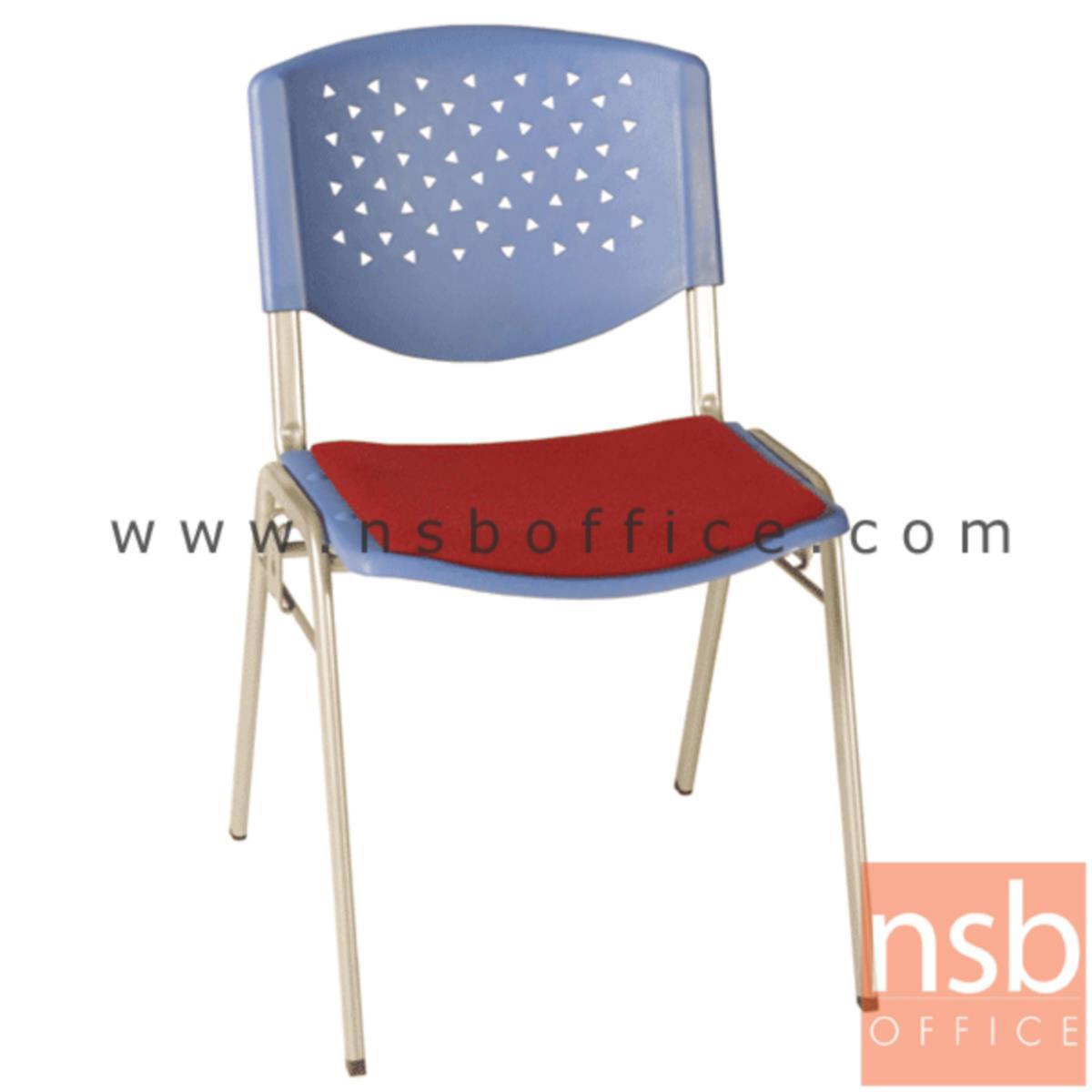 เก้าอี้อเนกประสงค์เฟรมโพลี่ รุ่น A236-626  ขาเหล็ก