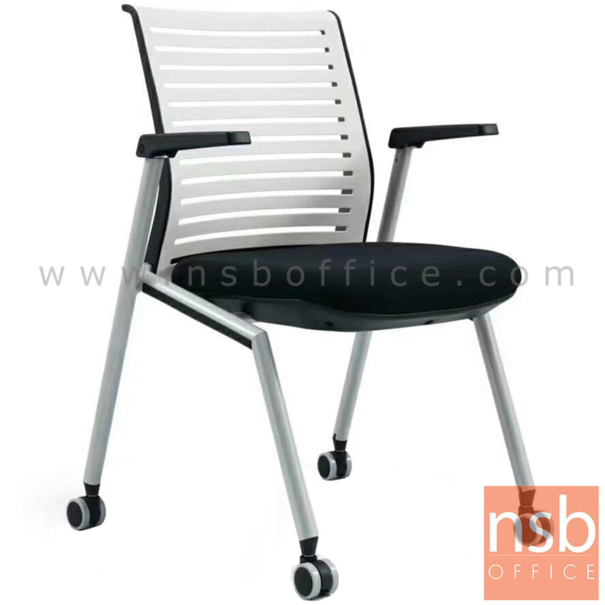 B05A176:เก้าอี้อเนกประสงค์ รุ่น ANAKIN-1 (อนาคิน-1)  ขาเหล็กพ่นสี