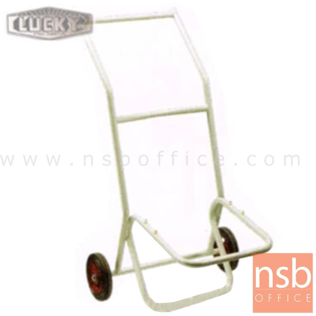 E28A092:รถเข็นเก้าอี้จัดเลี้ยง ยี่ห้อลัคกี้ รุ่น LUCKY-CMC-200  ล้อเลื่อน