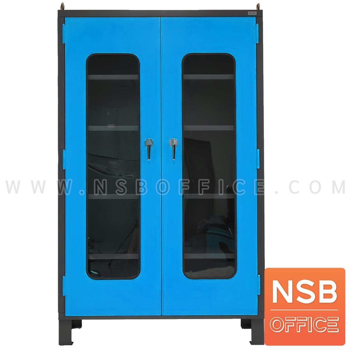 E09A033:ตู้เก็บอุปกรณ์ รุ่น Valhein (แวลไฮน์) ขนาด 120W*165.5H cm.