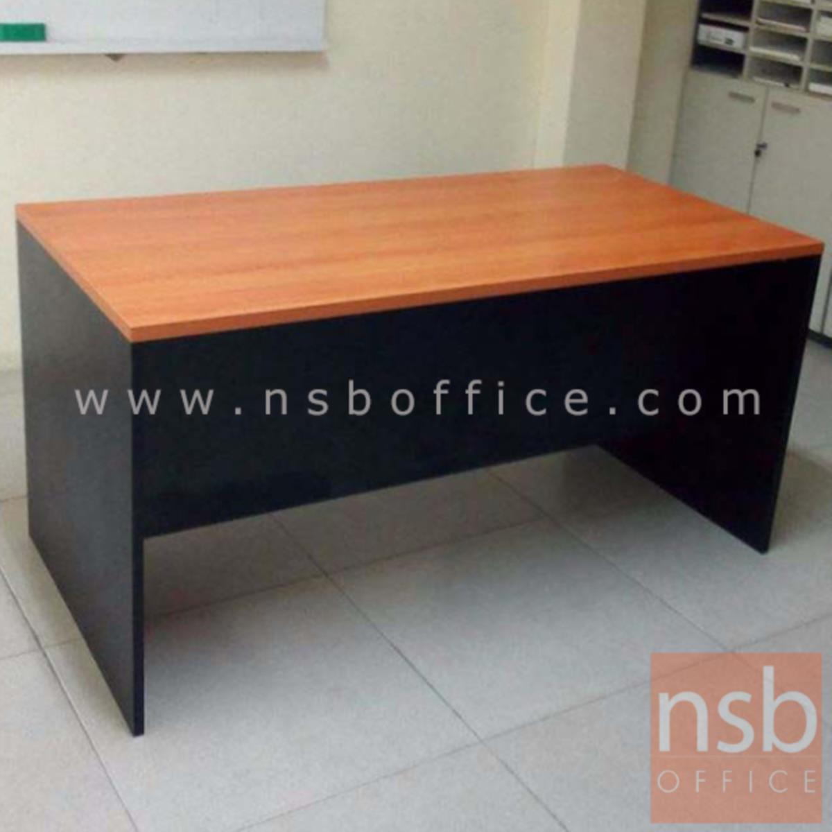 โต๊ะทำงาน 5 ลิ้นชัก รุ่น Marx (มากซ์) ขนาด 150W ,160W ,165W ,180W cm.  พร้อมกุญแจล็อค เมลามีน