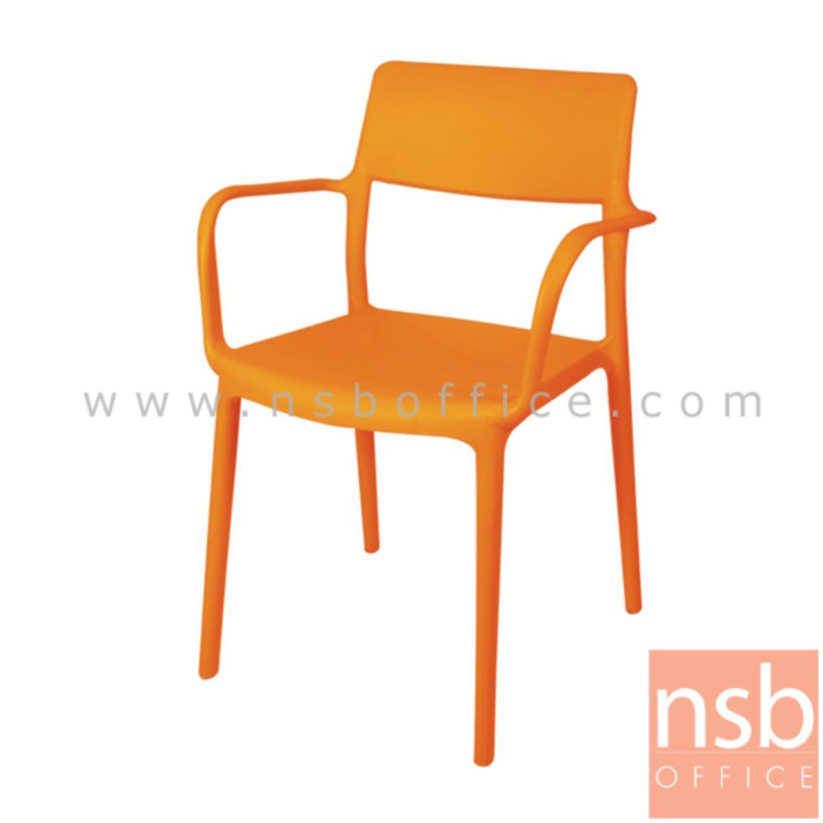 เก้าอี้โมเดิร์นพลาสติก(PP)ล้วน รุ่น PIO-PN74 ขนาด 52W cm.