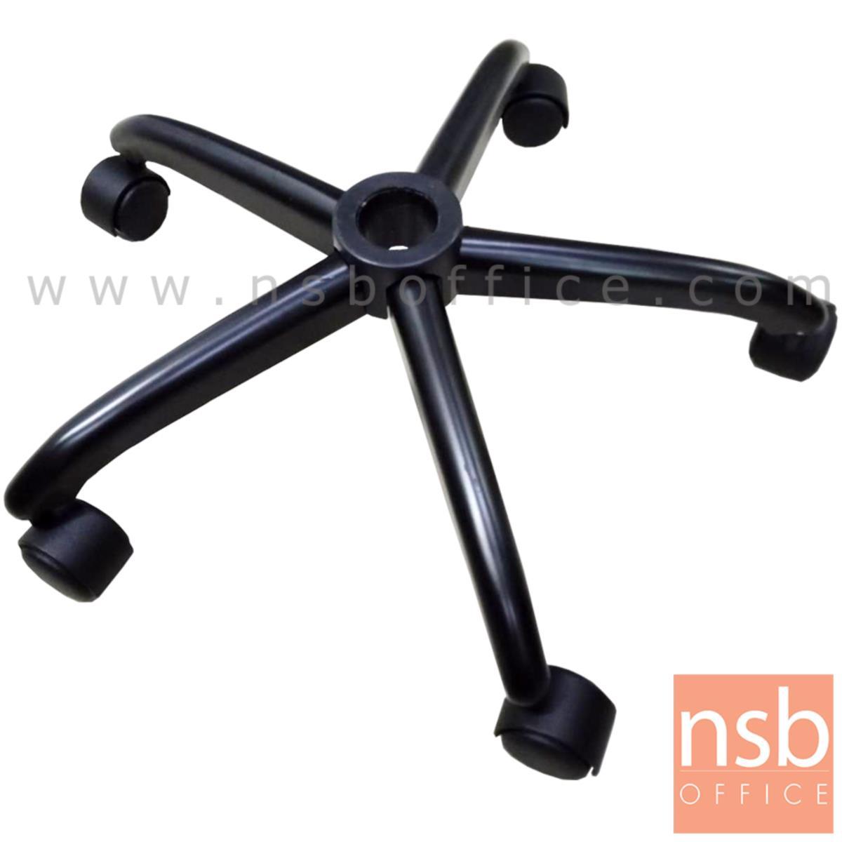 B27A082:ขาเหล็กพ่นสีดำ รุ่น Arthur (อาร์เธอร์) ขนาด 22 นิ้ว ฝาครอบดำ