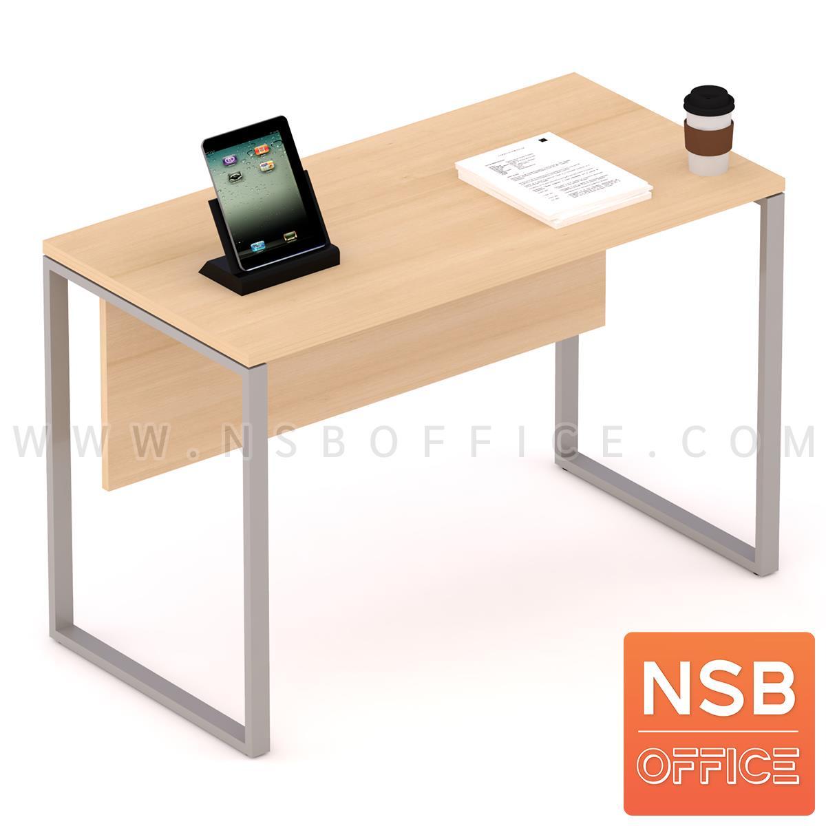 โต๊ะทำงานขาเหล็ก รุ่น Miller (มิลเลอร์) ขนาด 80W ,120W ,135W, 150W ,160W ,180W cm.