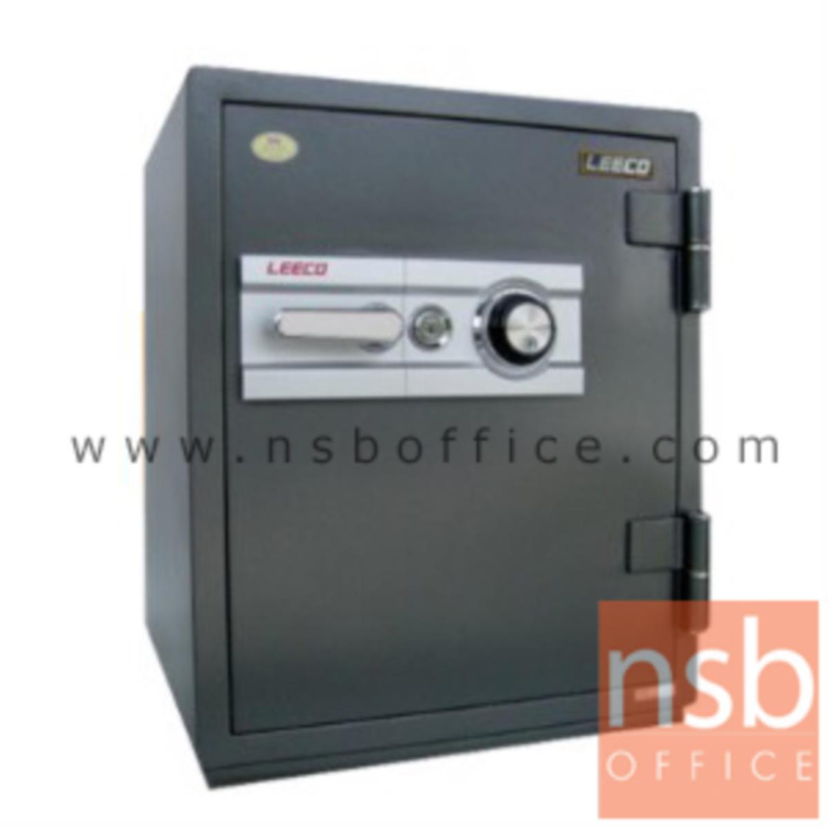 F02A057:ตู้เซฟนิรภัย 155 กก. ลีโก้ รุ่น Leeco 3700 (1 กุญแจ 1 รหัส)