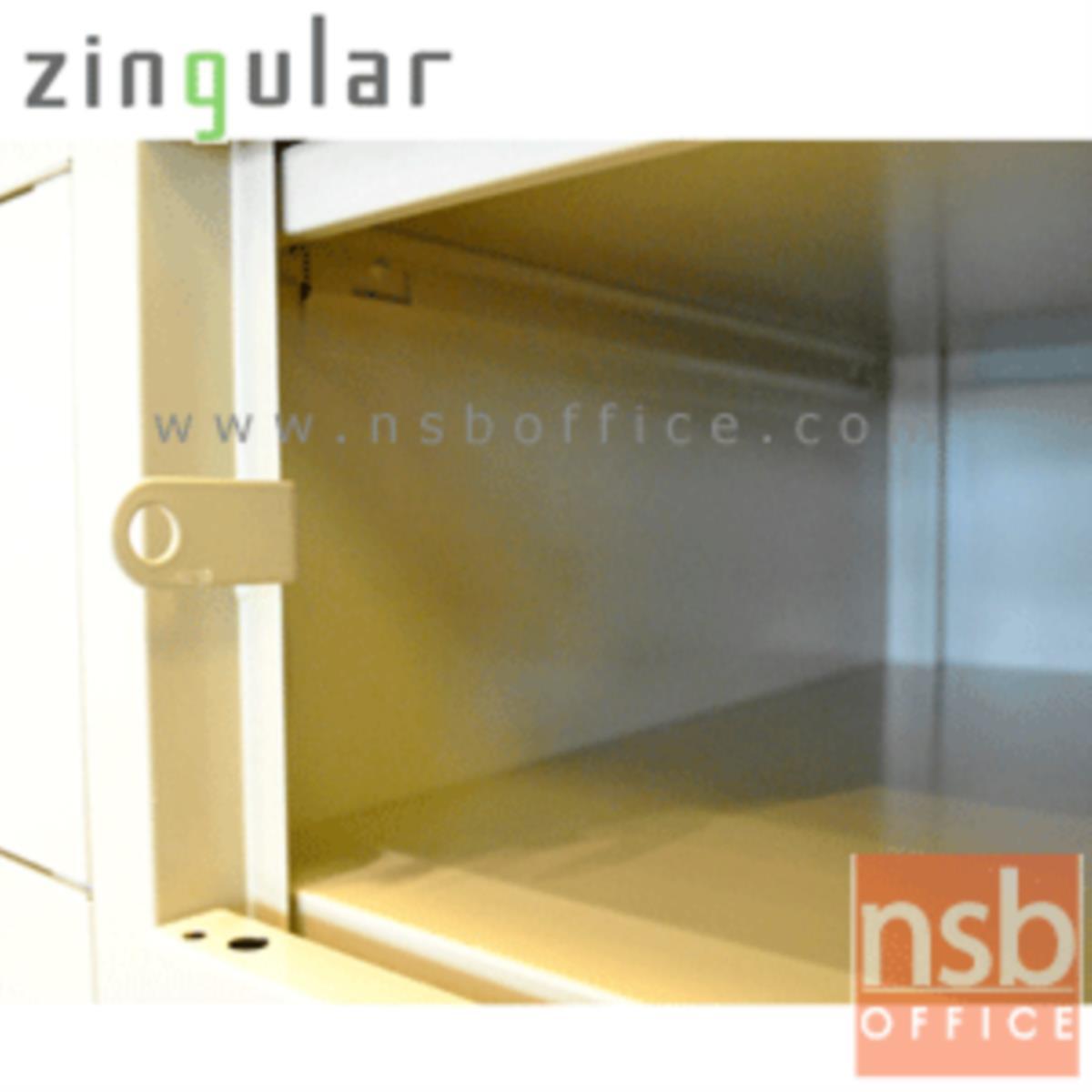 ตู้เหล็กล็อคเกอร์ 33 ประตู กุญแจแยก รุ่น ZLK-6133