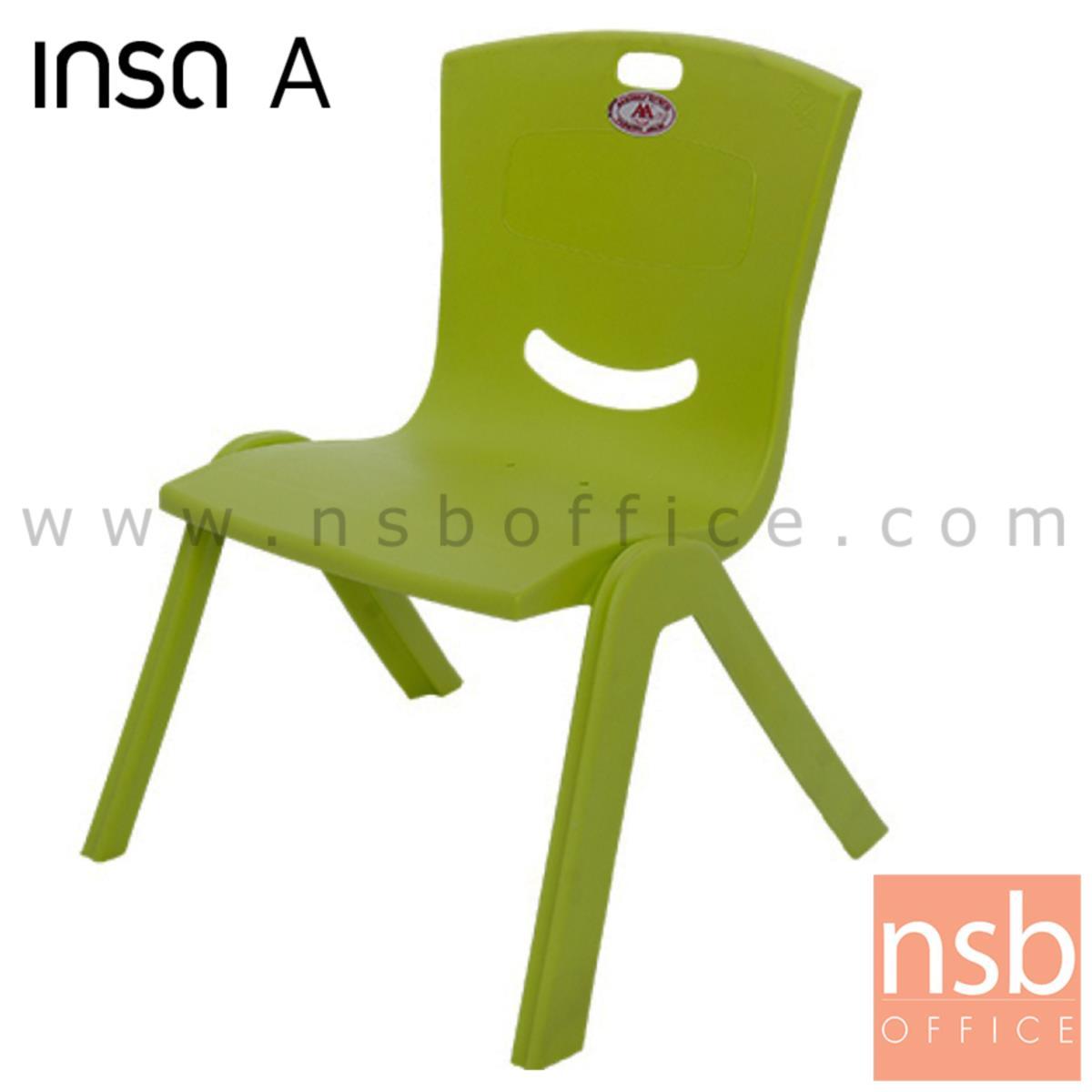 เก้าอี้พลาสติกสำหรับเด็ก รุ่น BEBY-TEDDY_CHAIR (พลาสติกเกรด A)