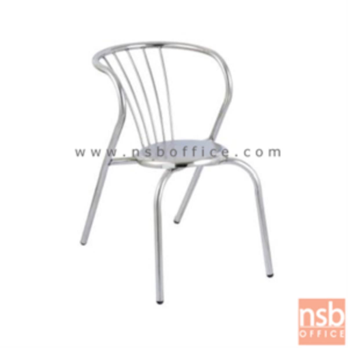 G12A083:เก้าอี้อเนกประสงค์สแตนเลส รุ่น Achsah (แอชซ่าห์)   ขาสเตนเลส