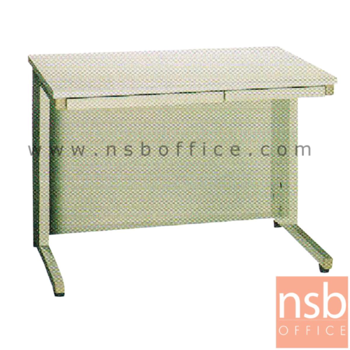 E28A118:โต๊ะทำงานเหล็ก ยี่ห้อ Lucky รุ่น DP-70100