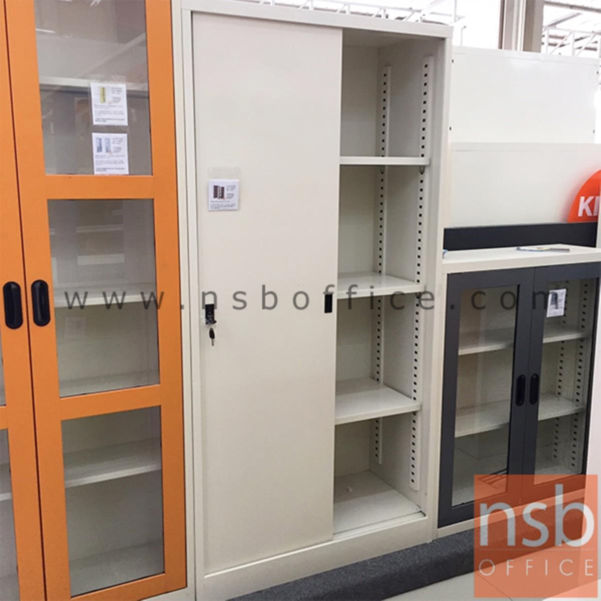 ตู้บานเลื่อนทึบ สูง 183 ซม. รุ่น SOD-18