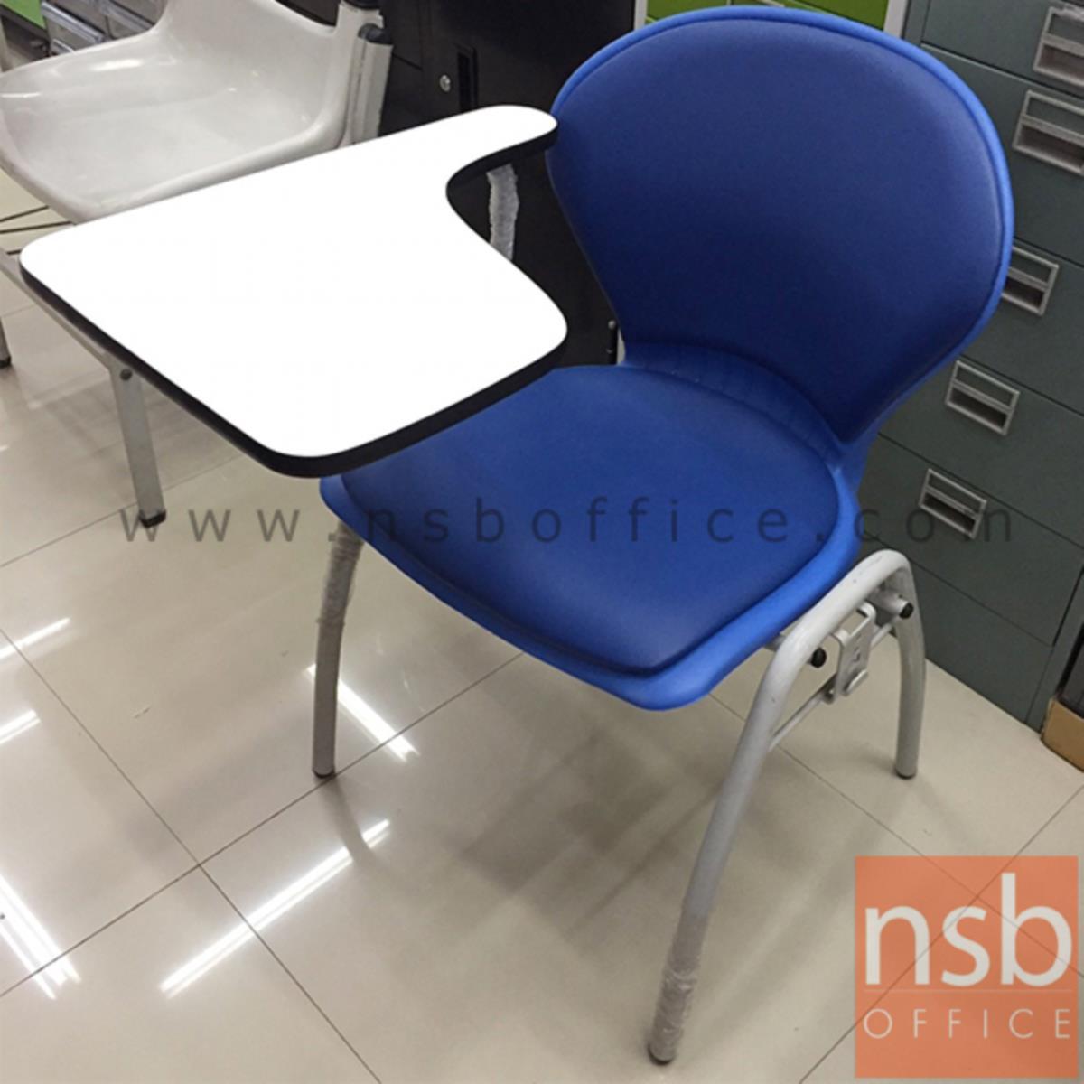 เก้าอี้เลคเชอร์เฟรมโพลี่ รุ่น C176-566 ขาเหล็กพ่นสี