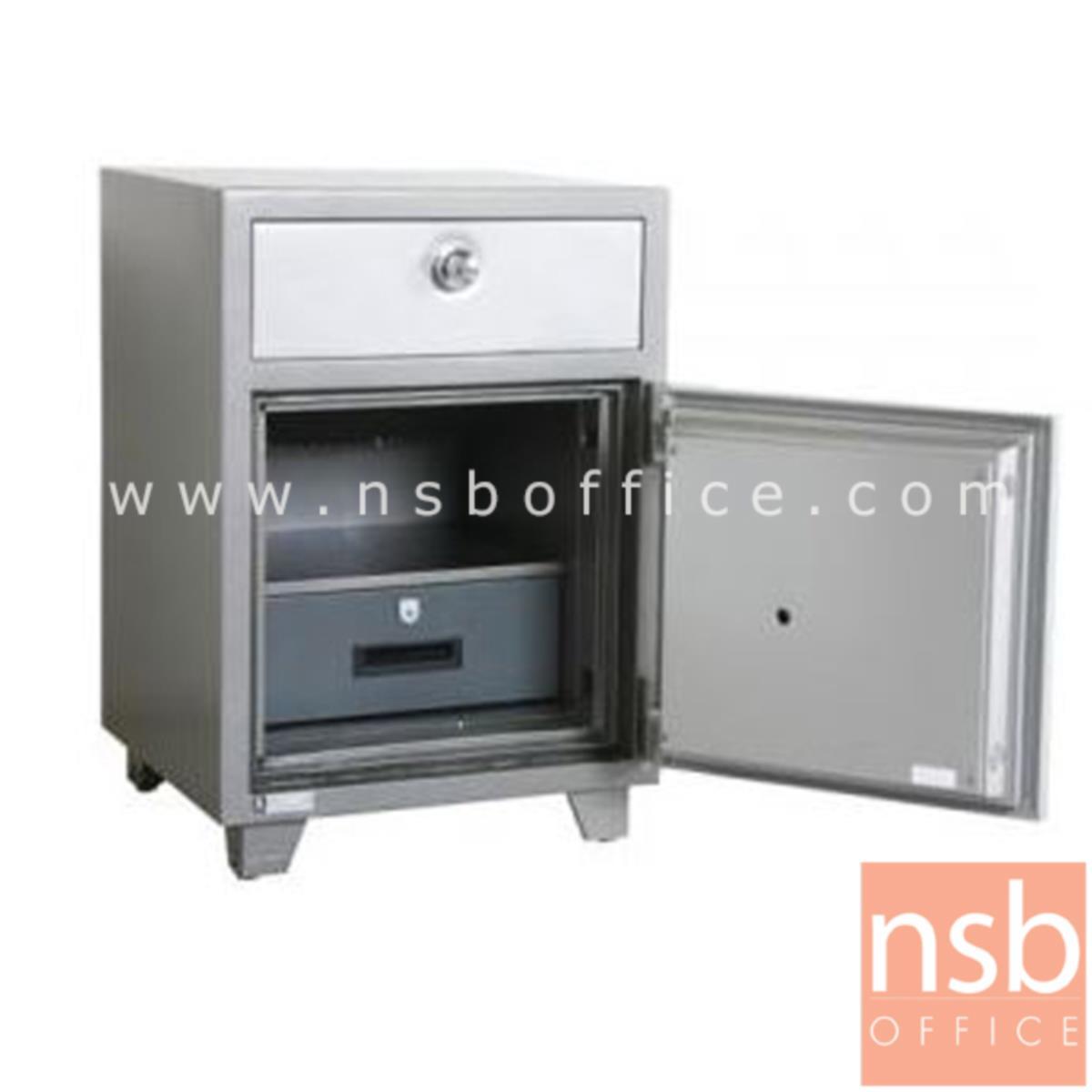 ตู้เซฟแคชเชียร์ 160 กก. ยี่ห้อ KINGDOM รุ่น SAN-2012 (2 กุญแจ 1 รหัส)