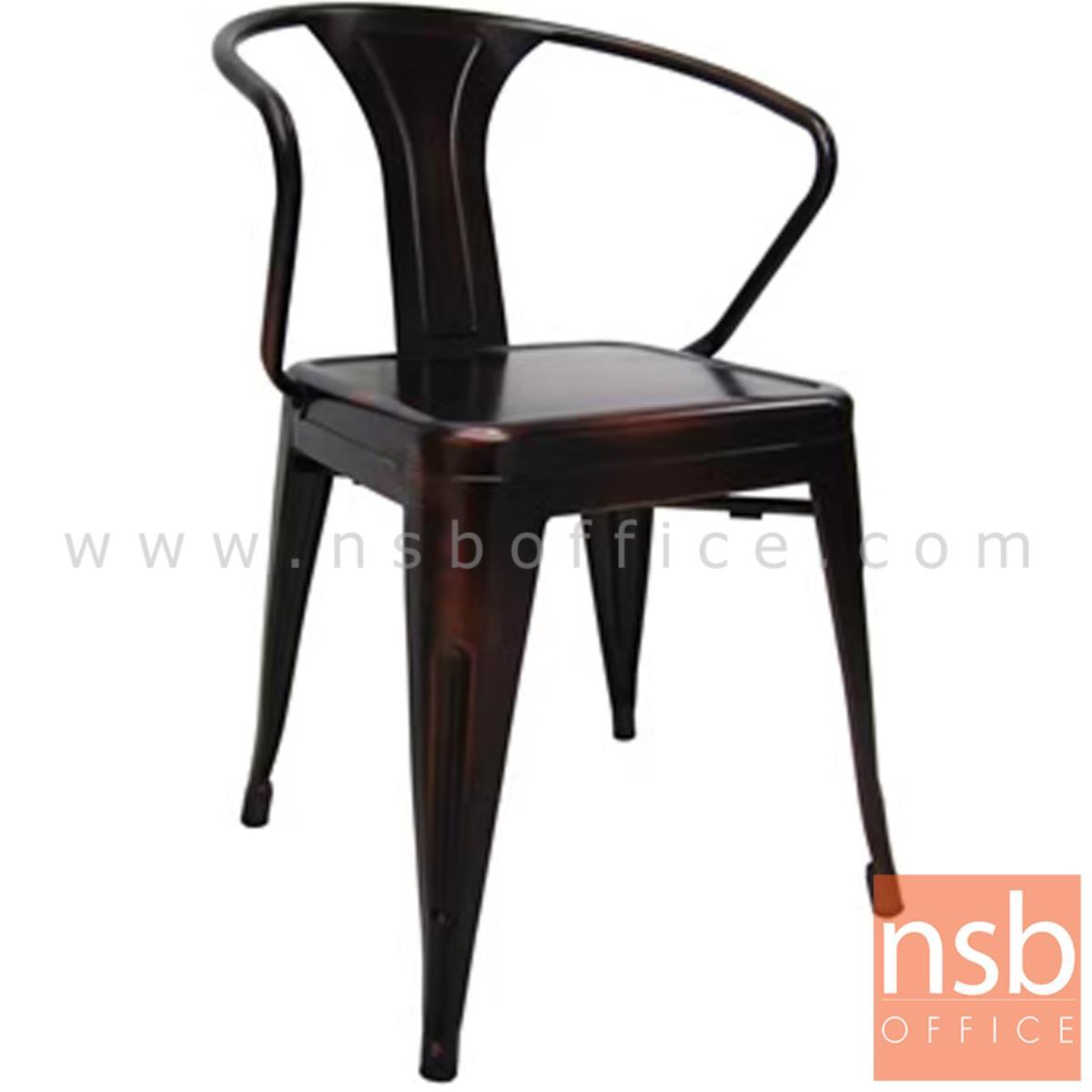 B29A320:เก้าอี้โมเดิร์นเหล็ก รุ่น Gayfeather ขนาด 51W cm. โครงขาเหล็ก