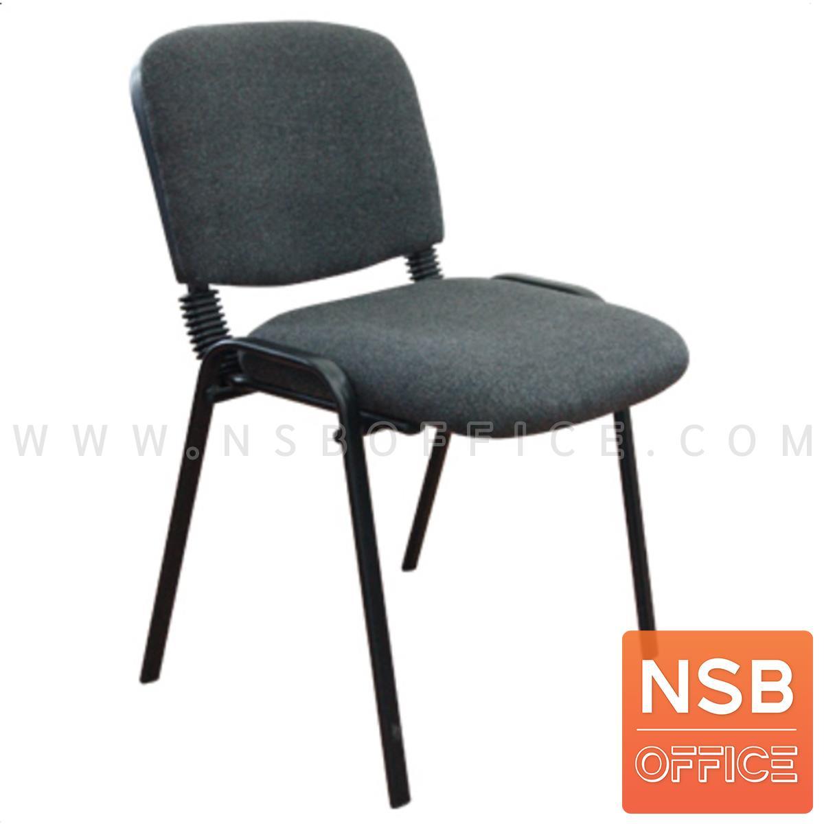 เก้าอี้อเนกประสงค์ รุ่น Gamaliel (การ์มาเลียล) ขาเหล็กพ่นดำ *จำหน่าย 1 กล่องมี 6 ตัว*