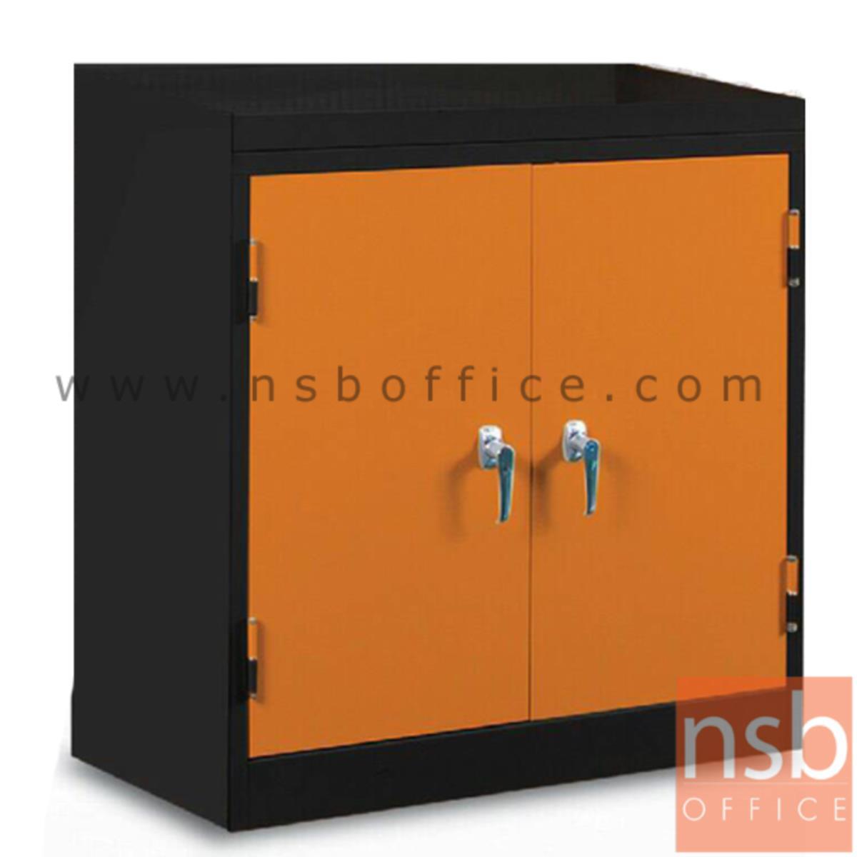 E08A069:ตู้เก็บเครื่องมือช่าง 2 บานเปิดเตี้ย รุ่น MCB36 ขนาด 91.6W*45.7D*90H cm.