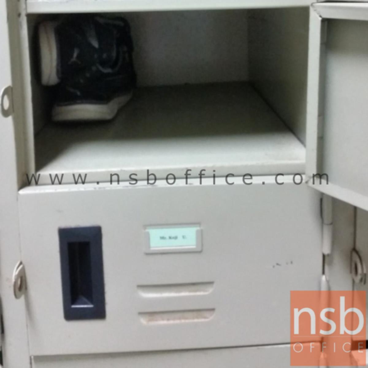 ตู้ล็อคเกอร์ 33 ประตู ระบบกุญแจกระเป๋าเดินทาง (รหัสล็อค 4 รหัส) รุ่น LK33CL