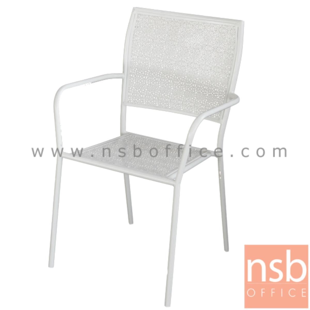 เก้าอี้อเนกประสงค์เหล็ก รุ่น REVIVE-01  ขาเหล็ก