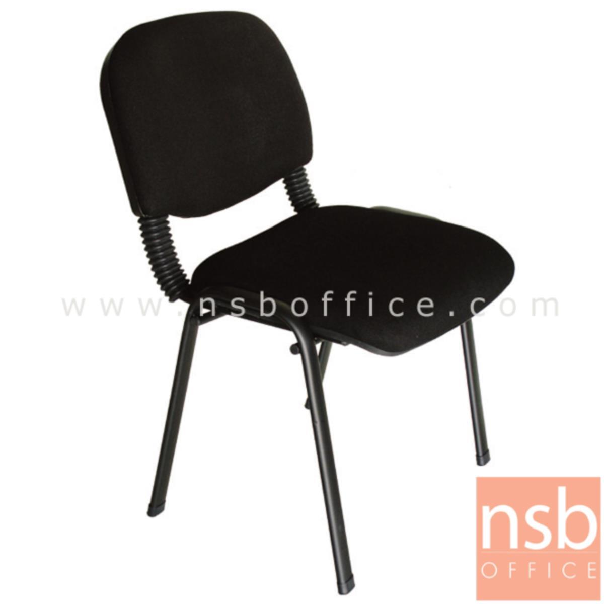 B05A045:เก้าอี้อเนกประสงค์ รุ่น Gamaliel (การ์มาเลียล)  ขาเหล็กพ่นดำ