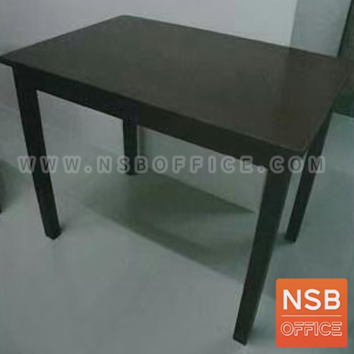G20A014:โต๊ะอาหารไม้ยางพาราเหลี่ยม รุ่น Cora (คอร่า) ขนาด 90W cm.
