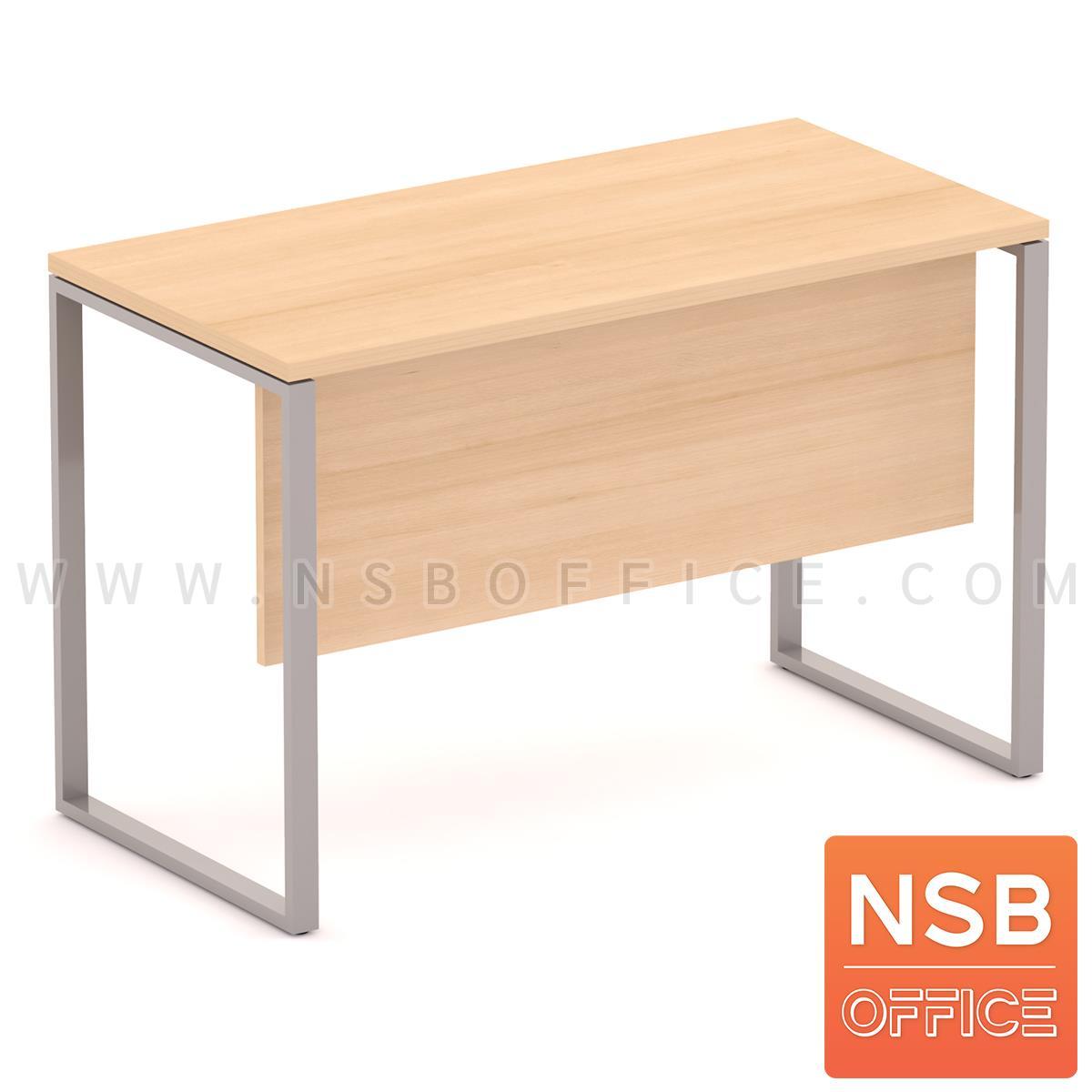A41A001:โต๊ะทำงานขาเหล็ก รุ่น Miller (มิลเลอร์) ขนาด 80W ,120W ,135W, 150W ,160W ,180W cm.