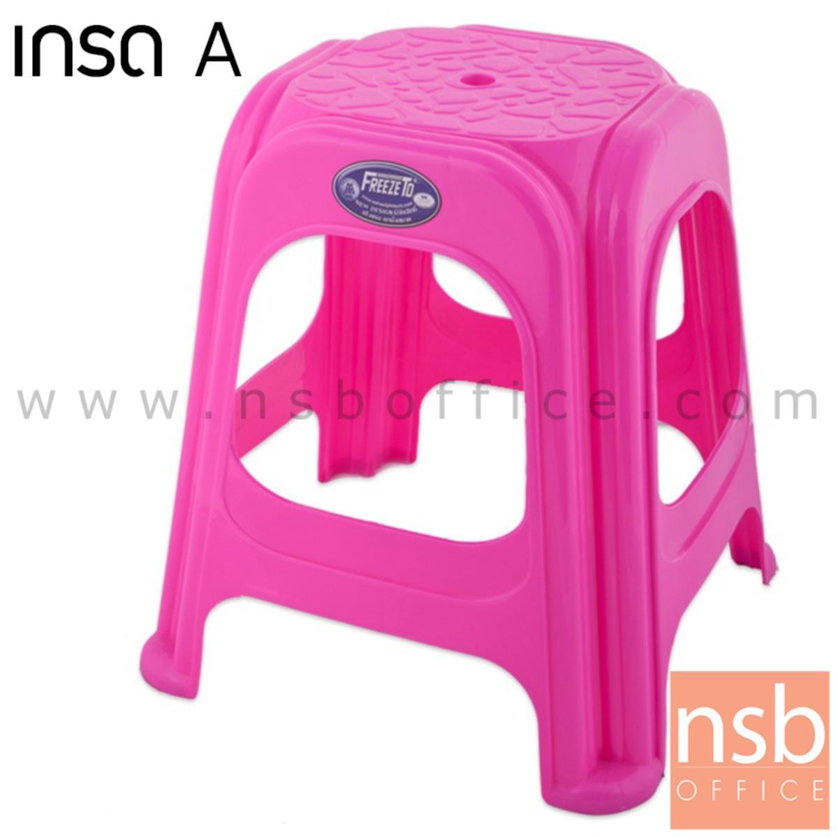 B10A059:เก้าอี้พลาสติก รุ่น SUMO_CHAIR ซ้อนทับได้ (พลาสติกเกรด A)