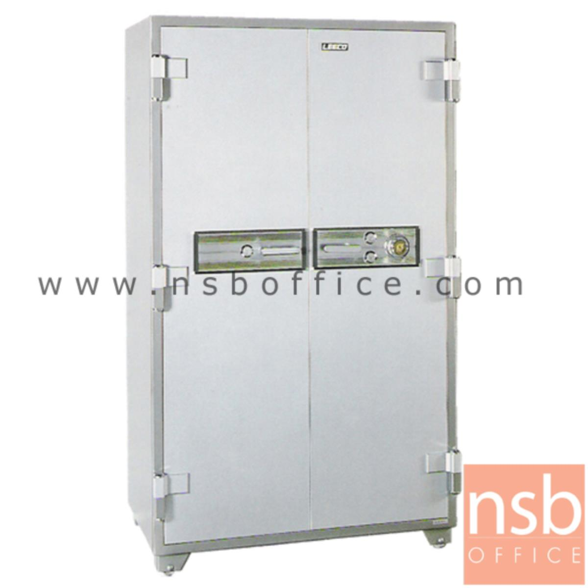 F02A056:ตู้เซฟนิรภัยแบบบานเปิดคู่ 2D-203 น้ำหนัก 640 kg.