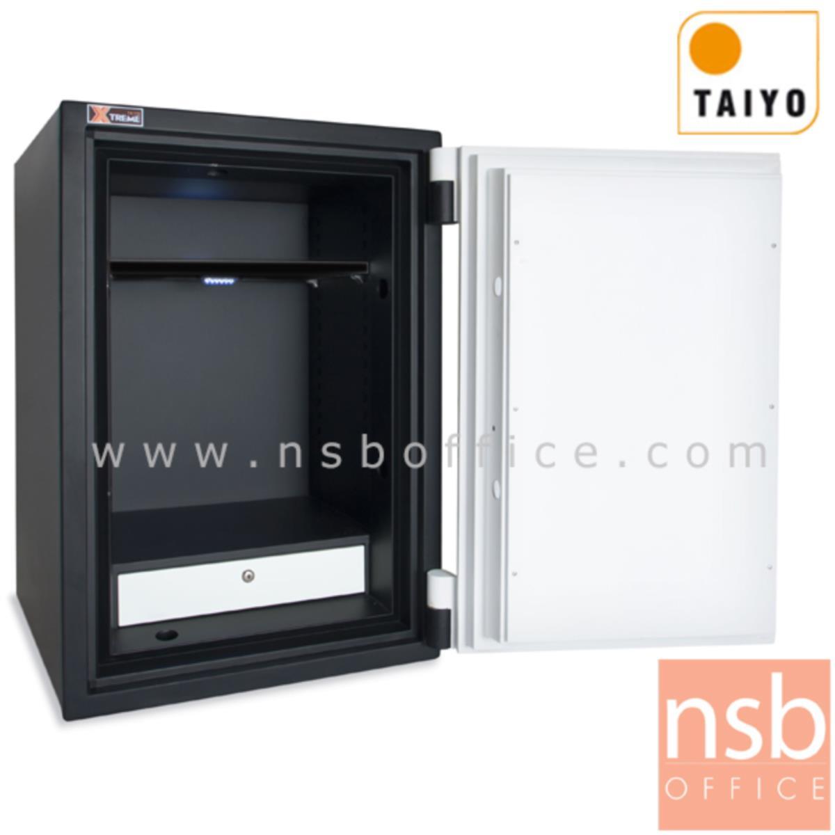 ตู้เซฟ Taiyo Xtreme รุ่นพิเศษ BS 685 K2C น้ำหนัก 400 กก. 2 กุญแจ 1 รหัส