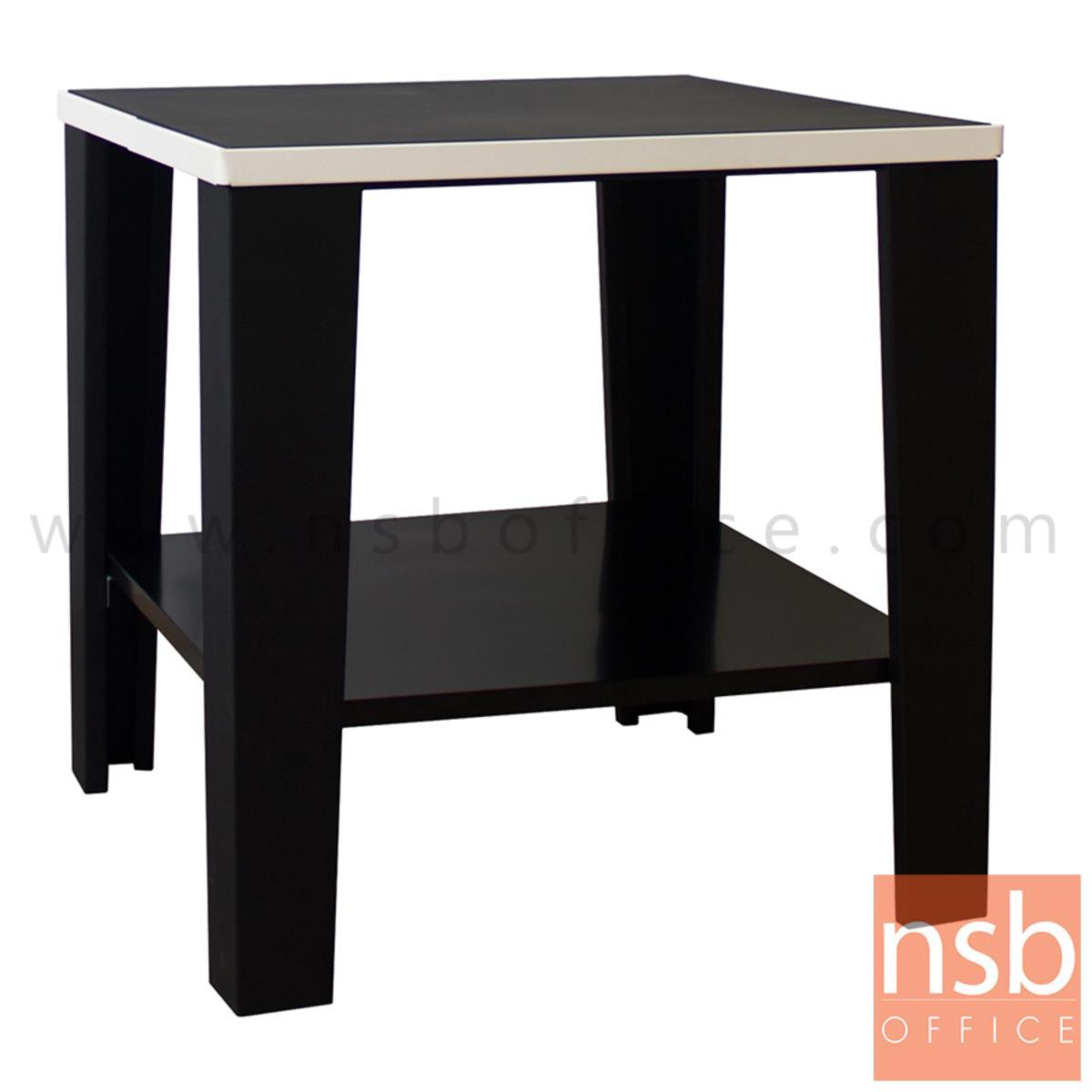 E22A015:โต๊ะเหล็กข้างโซฟา  รุ่น KN-102 ขนาด 60W cm.