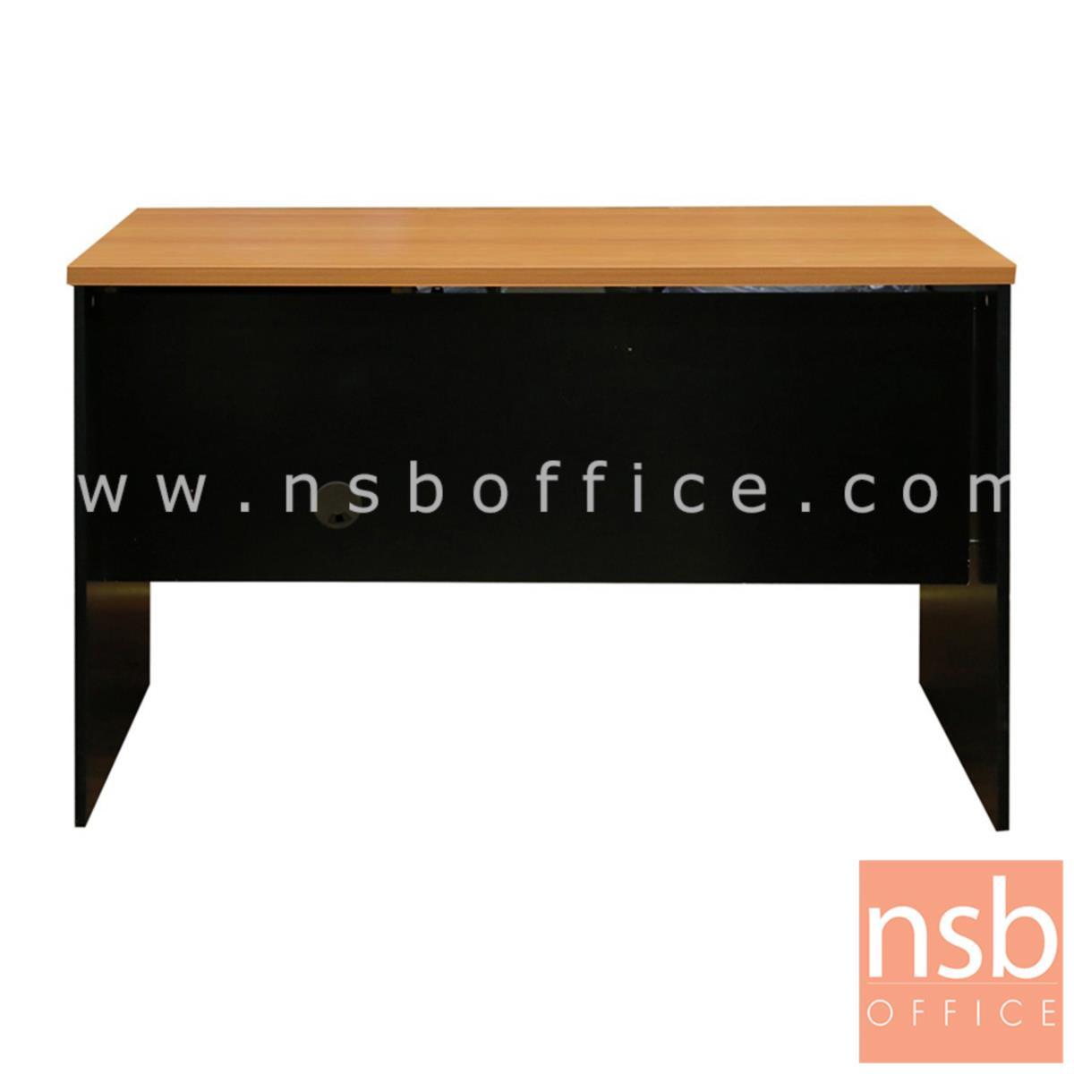 โต๊ะคอมพิวเตอร์ 2 ลิ้นชัก รุ่น Gina (จินา) ขนาด 120W cm.