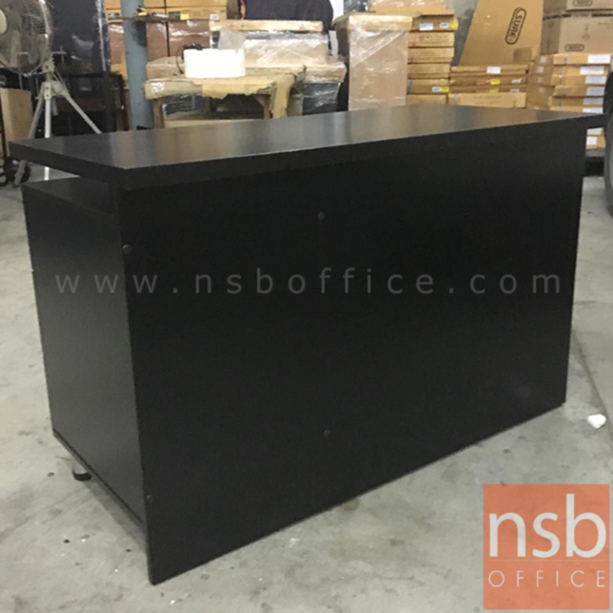 โต๊ะทำงาน 4 ลิ้นชัก  รุ่น Renner (เรนเนอร์) ขนาด 120W cm. เมลามีน