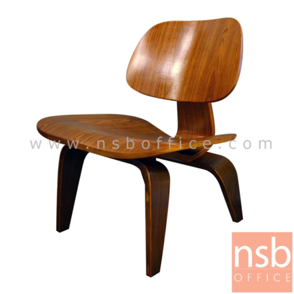 B29A165:เก้าอี้โมเดิร์นไม้ รุ่น PN-92661 ขนาด 56W cm. โครงขาไม้