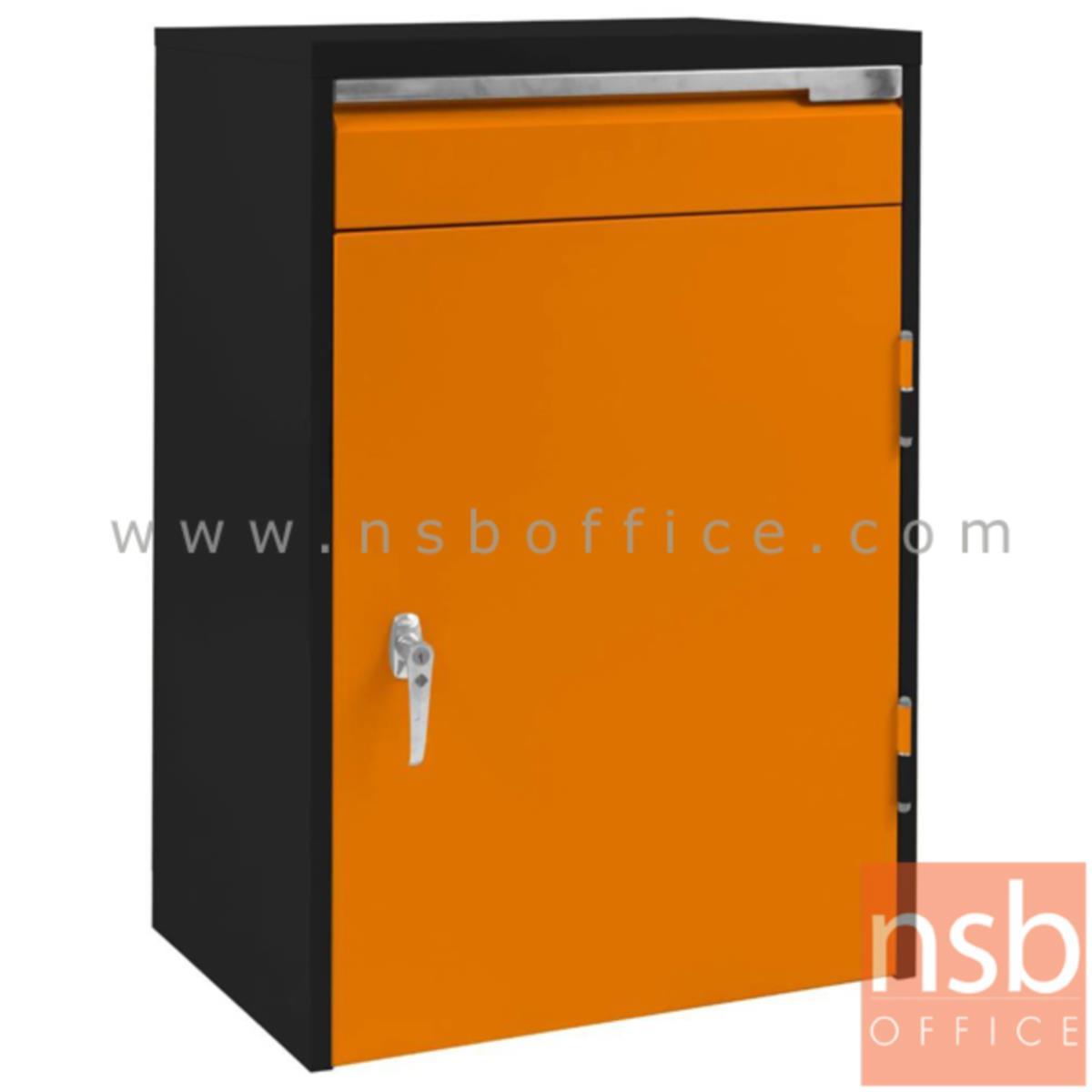 E08A070:ตู้เก็บเครื่องมือช่าง 1 ลิ้นชัก 1 บานเปิด 61.6W*45.7D*90H cm. รุ่น MGC36