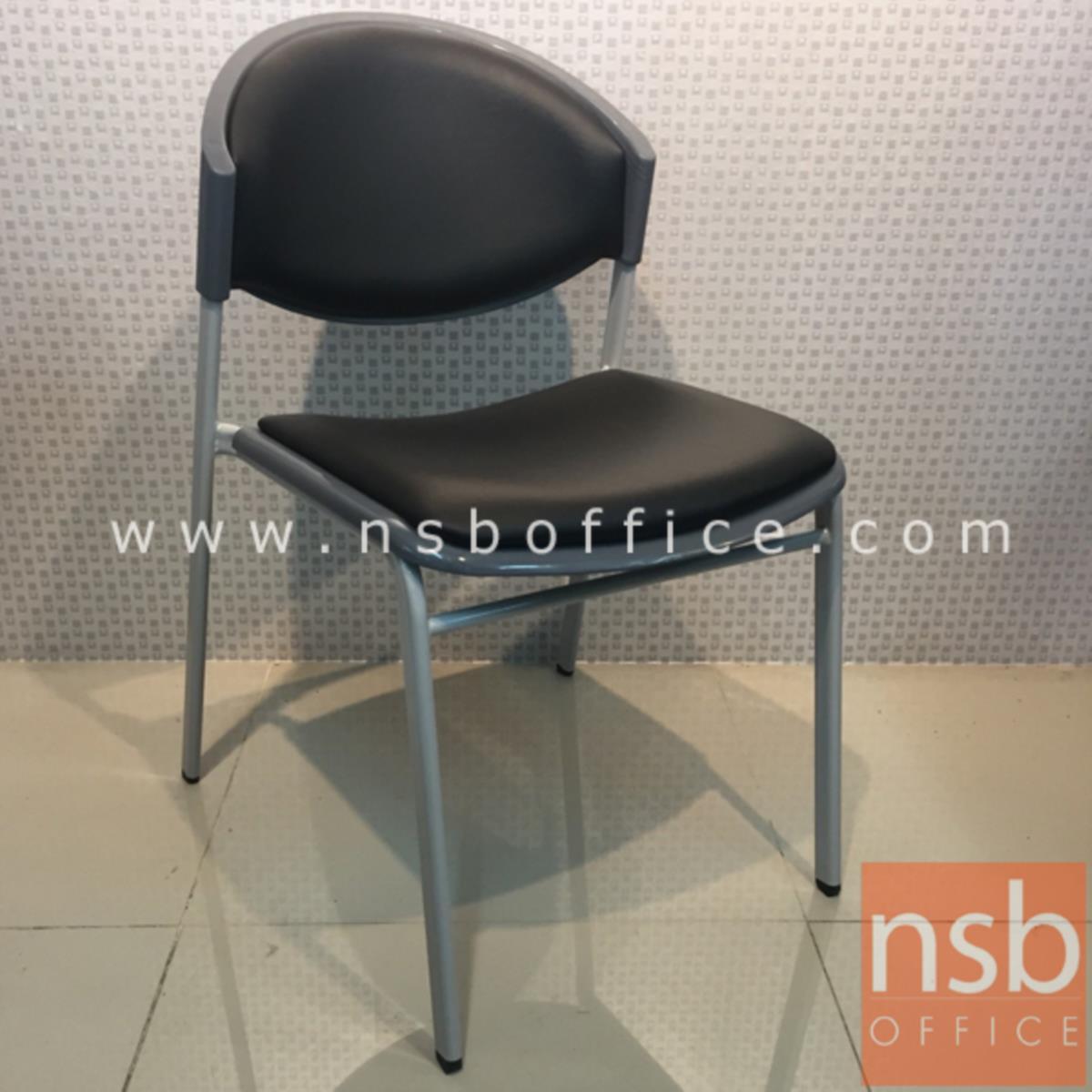 เก้าอี้อเนกประสงค์เฟรมโพลี่ รุ่น A3-970  ขาเหล็ก