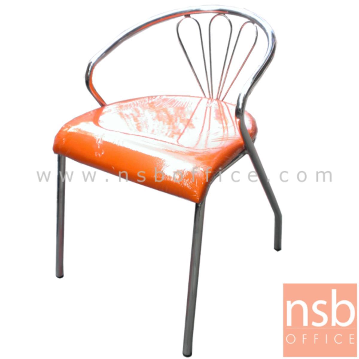 B08A005:เก้าอี้เอนกประสงค์เหล็ก รุ่น CM-005 ขาเหล็ก
