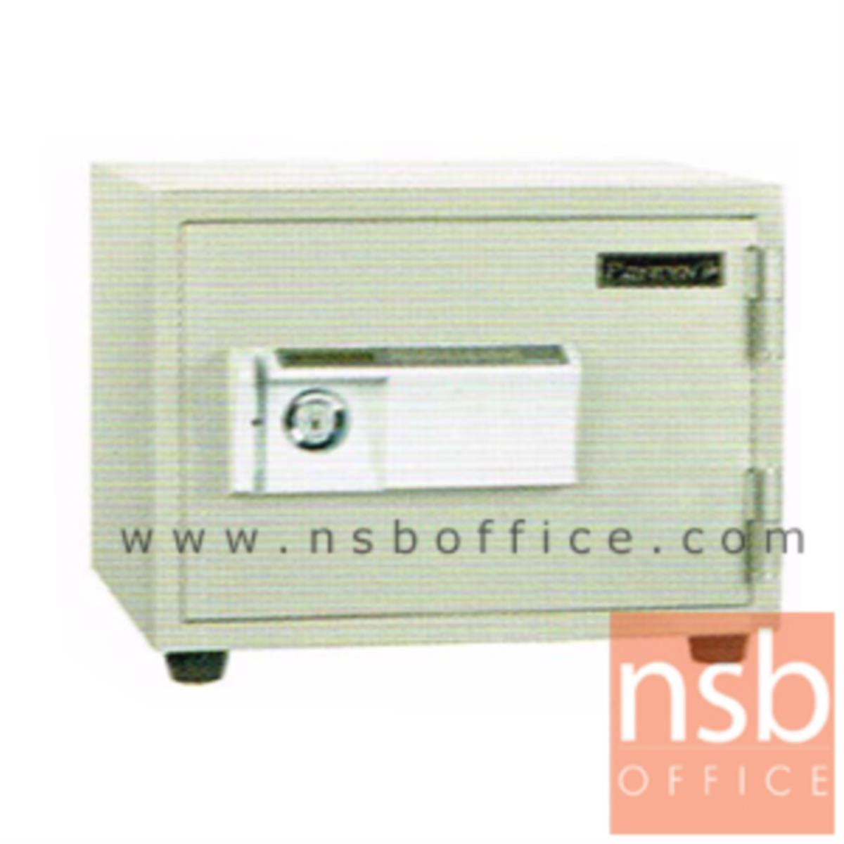 F05A054:ตู้เซฟดิจิตอล 50 กก. แนวนอน รุ่น PRESIDENT-SS1D2 มี 1 กุญแจ 1 รหัส (รหัสใช้กดห